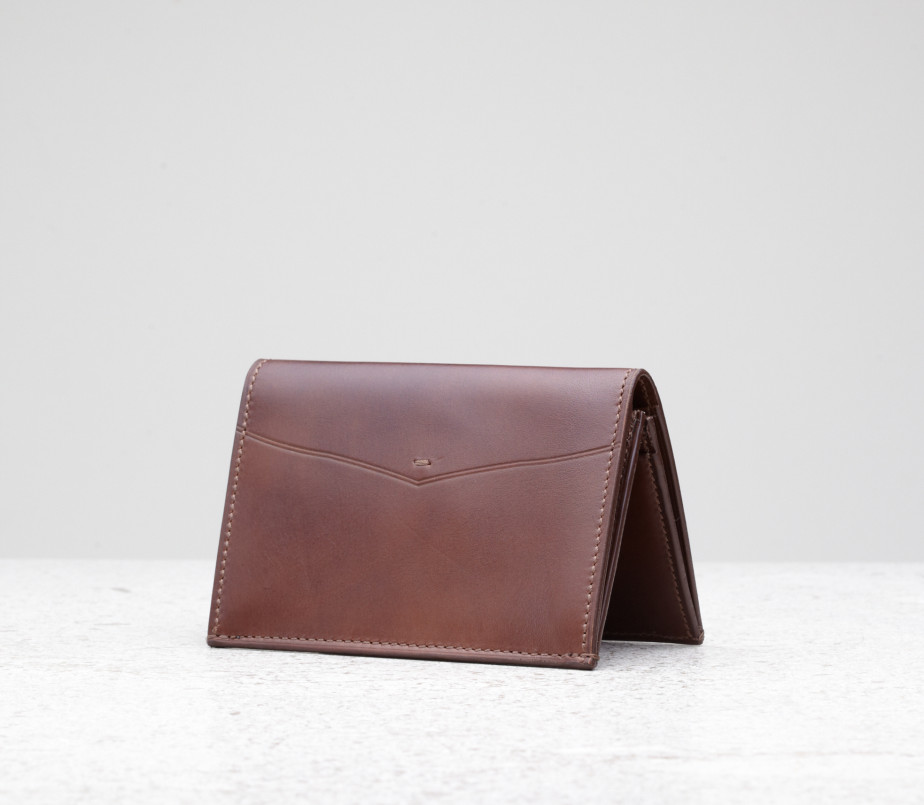 Folded Card Wallet