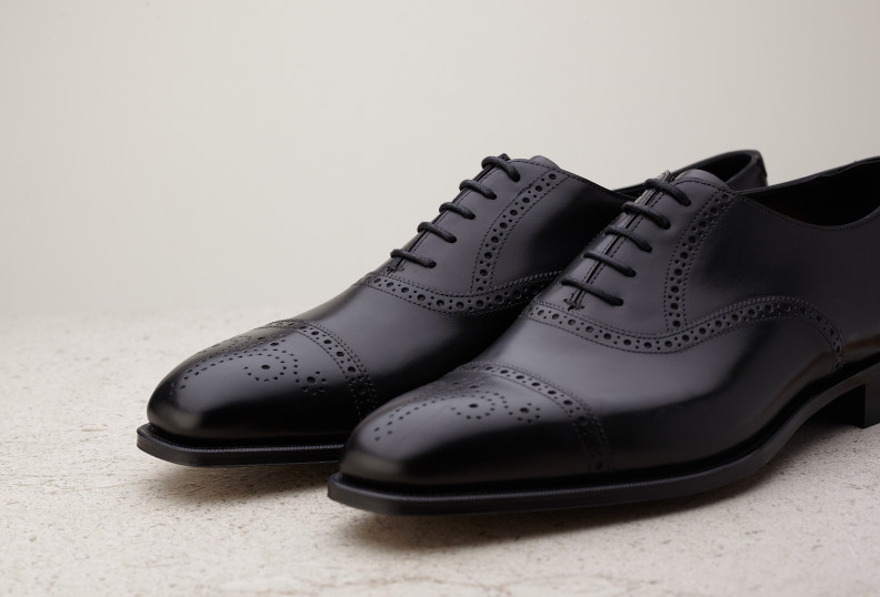 Black Asquith | Men's | Edward Green