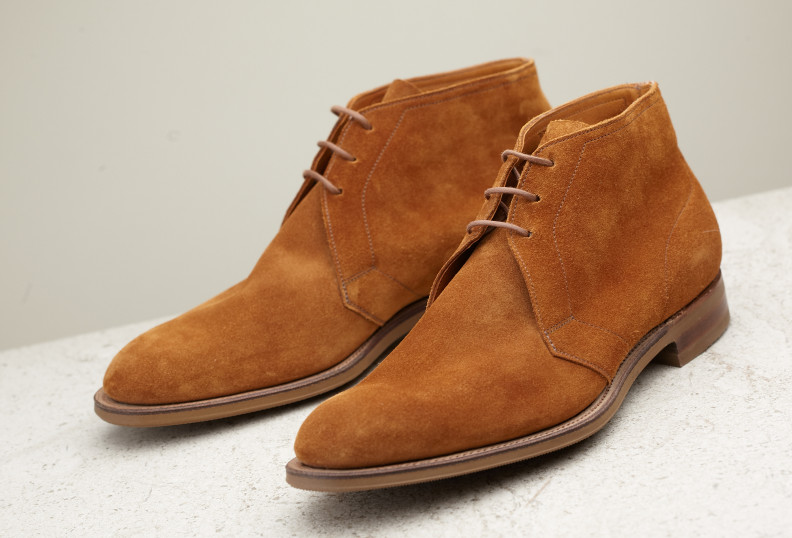Tobacco Shanklin | Men's | 202 Last | Edward Green