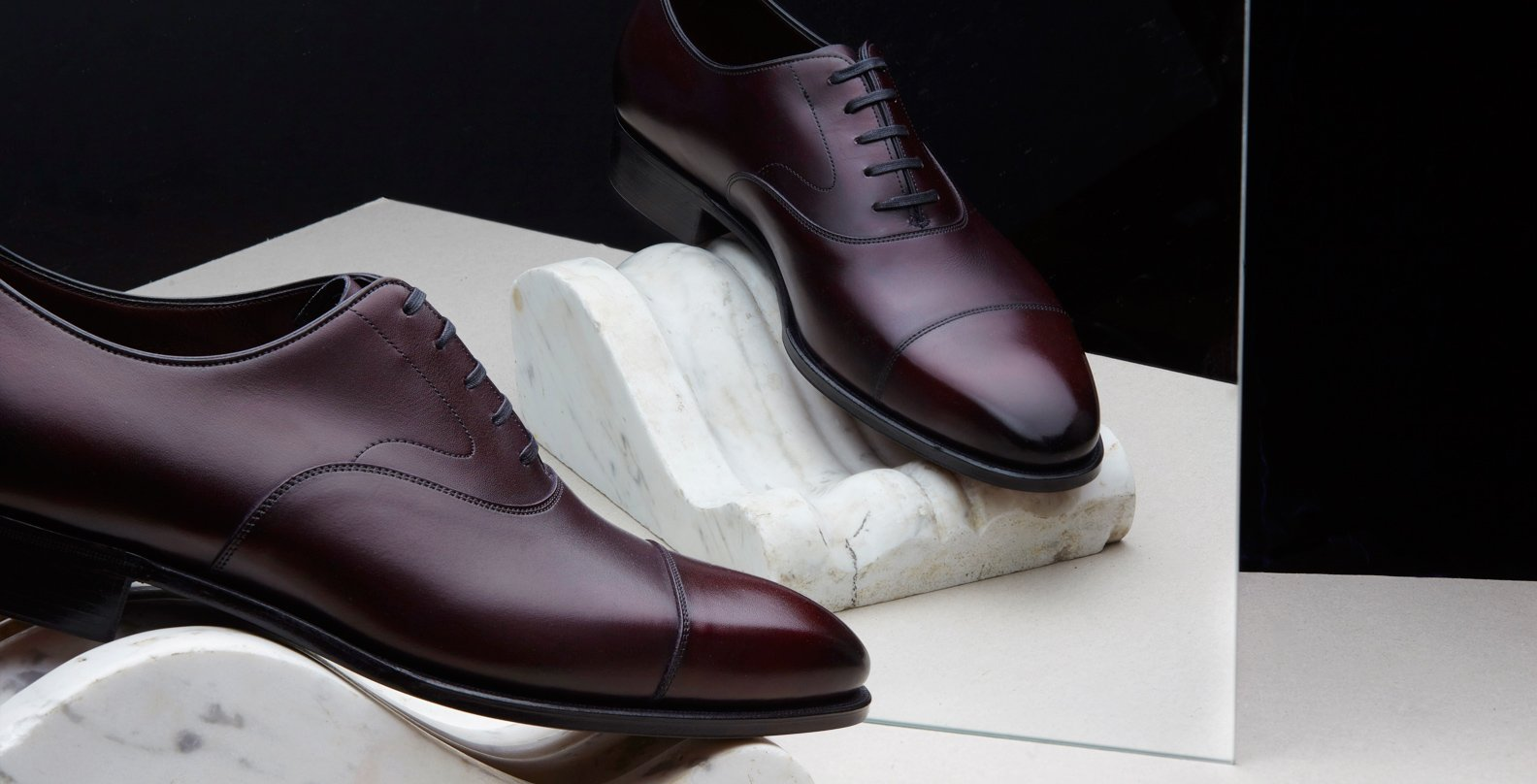 The Chelsea 915 — a timeless almond cap toe